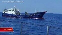 Philippines tố giác gần 300 tàu dân quân TQ xâm nhập EEZ
