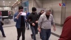 Atatürk Havaalanı'nda Reina Gözaltısı
