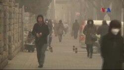 Khói mù độc hại tiếp tục bao phủ Bắc Kinh