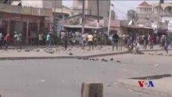 多哥4人死於抗議者與警方衝突 (粵語)