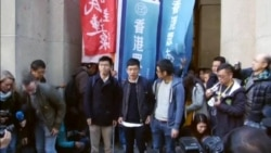 Hong Kong Students Dissident
