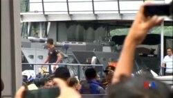 2015-03-04 美國之音視頻新聞: 印尼預備處決九名外國毒販