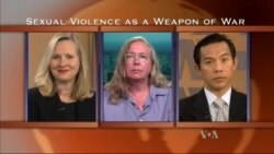 ON THE LINE: Sexual Violence as a Weapon of War