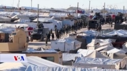 Sirija: Anti-ISIL operacija u izbjegličkom kampu