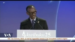 Commémoration du génocide de 1994 au Rwanda