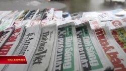 Việt Nam thuộc nhóm nước xâm phạm tự do báo chí hàng đầu thế giới
