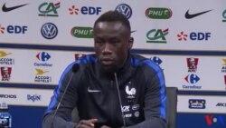 """Euro-2016: """"Ne pas décevoir le peuple français"""" (Bacary Sagna)"""