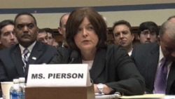 Julia Pierson renuncia como directora del Servicio Secreto
