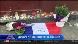 Kosova në mbështetje të Francës