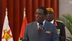 Mnangagwa Urges SADC Nations to Boost Trade Before Seeking Links With Other Countries