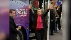 Hillary Clinton, uma vida de luta