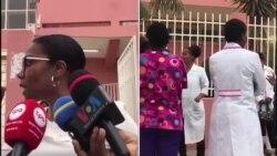 Médicos de Benguela reclamam salários