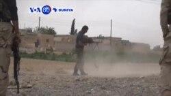 VOA60 DUNIYA: An Gano Cewar Kungiyar IS Na Kisan Kare Dangi Ga 'Yan Kabilar Yizidi