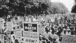 马丁路德金演讲50周年 ━ 1963华盛顿大游行追忆