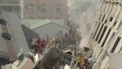 台南地震搜救工作結束 遇難者人數116