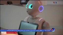 ربات های ایتالیایی که با مردم ارتباط برقرار کنند