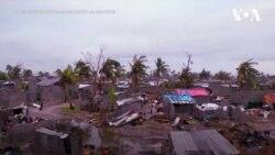 Мозамбік: руйнівні наслідки циклону. Відео