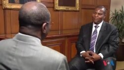 Interview en sango de Faustin Archange Touadera (vidéo)