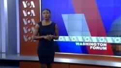 Washington Forum du jeudi 1er septembre 2016 : La présidentielle gabonaise