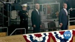 英语视频:美军参谋长联席会议主席邓福德将卸任 功勋广为盛赞