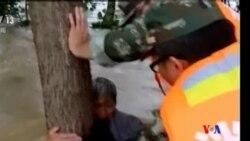 中國公佈洪災死亡人數受質疑