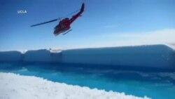 그린란드 해빙, 해수면 상승 원인