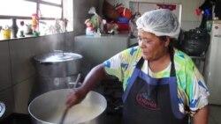 ONG alimenta 230 crianças por dia em favela de São Paulo