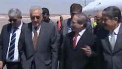 聯合國和平特使將會晤敘利亞總統阿薩德