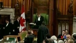 2014-10-08 美國之音視頻新聞: 美國歡迎加拿大授權向伊斯蘭國空襲