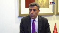 CHP Genel Başkan Yardımcısı Öztürk Yılmaz Washington'da