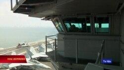 Thăm Việt Nam, tàu sân bay Mỹ 'duy trì hòa bình khu vực'