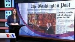 9 Kasım Amerikan Basınından Özetler