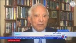 مناشه امیر: اظهارات خامنه ای بهترین هدیه برای نخست وزیر اسرائیل در سفر اروپایی بود