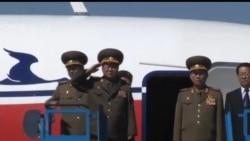 2013-05-22 美國之音視頻新聞: 金正恩派特使去中國