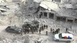 2016-12-13 美國之音視頻新聞: 敘利亞叛軍在阿勒頗可能很快失守