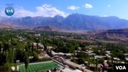 Sokh exclave, which is part of Uzbekistan's Ferghana region, is inside Kyrgyzstan's Batken region