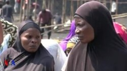 Wakinamama wa Beni, Congo wakiandamana kupinga mauaji yanaoendelea sehemu ya Beni, DRC