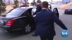 Poutine et Kim Jong Un à Vladivostok en Russie