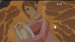 Ці малюнки дітей з України показують в ООН. Відео