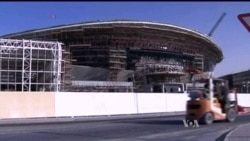 Qatar Denies World Cup Corruption