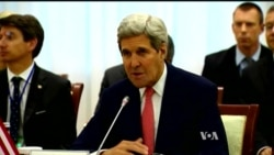Kerry in Central Asia to Boost Cooperation With 5 Nations