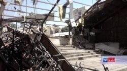 برخی از اجساد کشته شدگان حملۀ دشت برچی به خاک سپرده شد