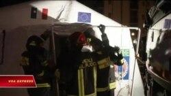 Động đất ở Ý gây thiệt hại nghiêm trọng