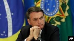 El presidente de Brasil, Jair Bolsonaro dice que retirará a su país del Mercosur, ante un eventual triunfo de la oposición en Argentina en las elecciones de octubre.