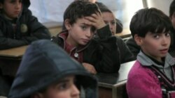 Experts: Syria Is Facing 'Lost Generation' of Wartime Children