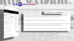 Manchetes Americanas 28 Setembro: Clinton e Trump bateram o record dos debates presidenciais