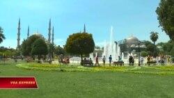 Du khách đổ xô đến Thổ Nhĩ Kỳ vì đồng Lira rớt giá