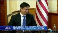 Hoyt Brian Yee në Kosovë
