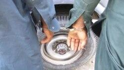 کشف یک محموله بزرگ مشروبات الکلی در ولایت هرات