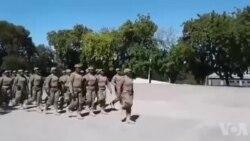 Ayiti: 230 Nouvo Ajan Pami yo 30 Fanm Vin Ranfòse Ran Polisye Fwontalyè yo